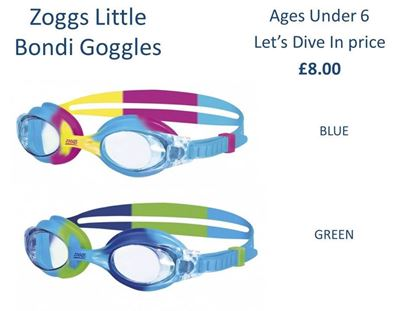 Picture of Zoggs Little Bondi Goggles