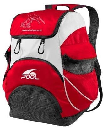 Picture of Let's Dive In Rucksack